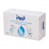 Baby-Soap-With-Milk-Protein-Firooz