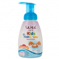 Cleansing-Foam-Wee-Care-Hand-&-Face-For-Boy