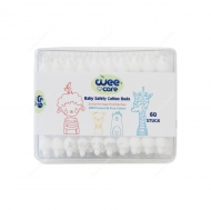 Wee Care Baby Safety Cotton Buds 60